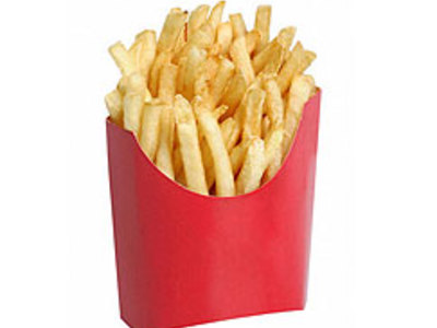Main french fries