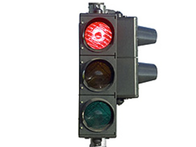 Main traffic light