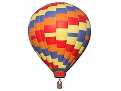 Main hot air ballon
