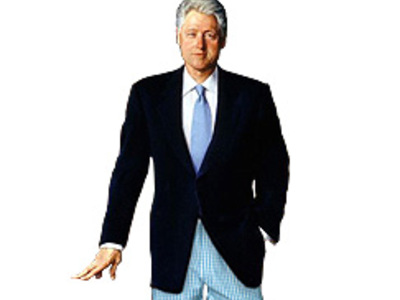 Main bill clinton