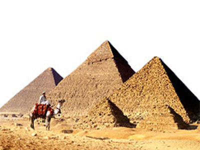 Main giza pyramid