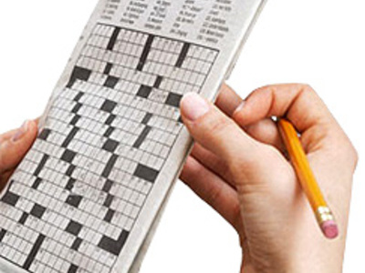Main crossword