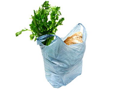 Main plastic bag